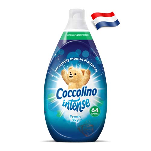 Ополаскиватель-концентрат для белья Coccolino Intense Fresh Sky Голландия