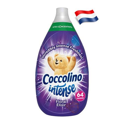 Ополаскиватель-концентрат для белья Coccolino Intense Floral Elixir Голландия