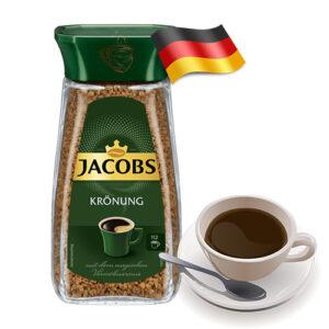 Растворимый кофе Jacobs Kronung 200 г Германия