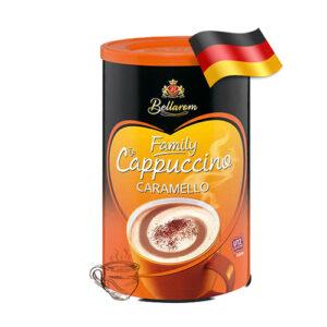 Капучино-порошок Bellarom с карамельным вкусом 500 грамм Германия