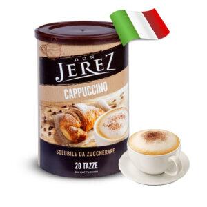 Капучино-порошок Don Jerez классический 250 грамм Италия