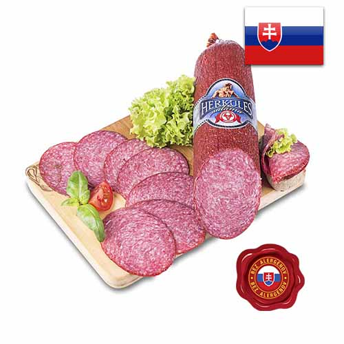 Колбаса салями Herkules salama Словакия