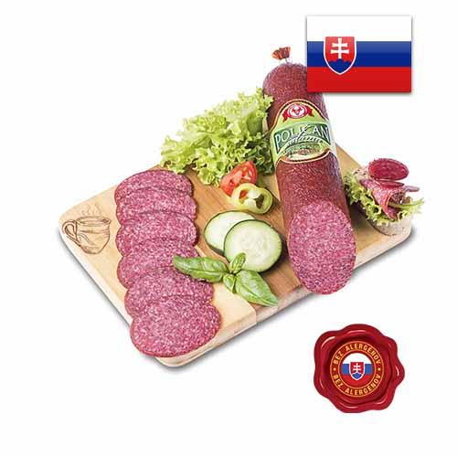 Колбаса салями Polican salama Словакия