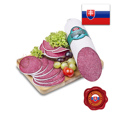 Колбаса салями Tornado salama Словакия