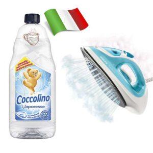 Парфюмированная жидкость для глажки Coccolino 1л Италия