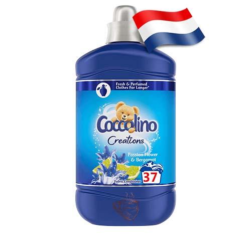 Ополаскиватель для белья Coccolino Цветок страсти&Бергамот 37 Голландия