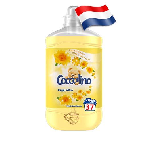 Ополаскиватель для белья Coccolino Подсолнечник 37 Голландия