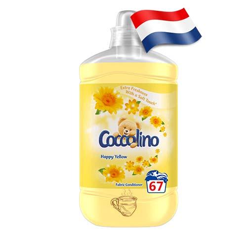 Ополаскиватель для белья Coccolino Подсолнух 67 Голландия