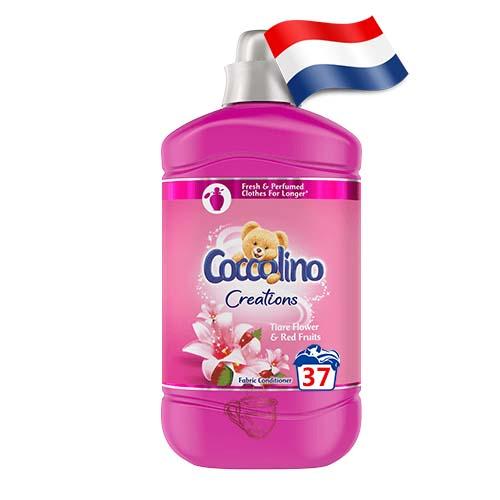 Ополаскиватель для белья Coccolino Красные фрукты 37 Голландия