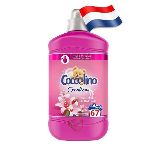 Ополаскиватель для белья Coccolino Красные фрукты 67 Голландия