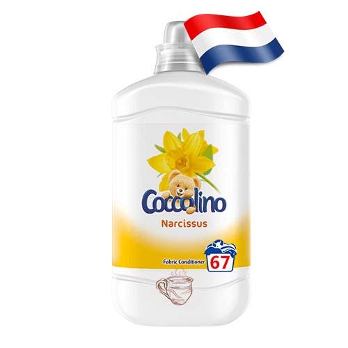 Ополаскиватель для белья Coccolino Narcissus 67 нарцисс Голландия