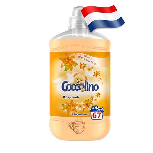 Ополаскиватель для белья Coccolino Orange Rush 67 Голландия