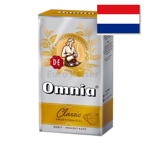 Кофе молотый Omnia Classic 250 г Голландия