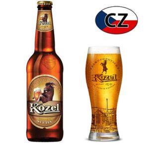 Пиво стекло светлое Kozel 10% 0,5л Чехия