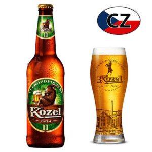 Пиво стекло светлое Kozel 11% 0,5л Чехия