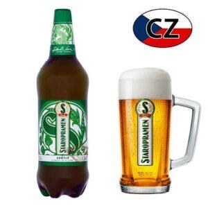 Пиво светлое Staropramen Svetly 10% 1,5л Чехия