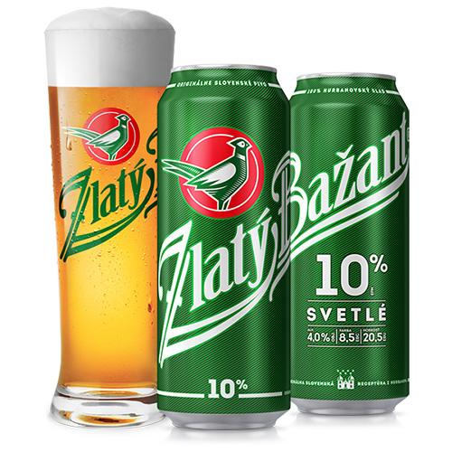 Пиво Zlaty bazant