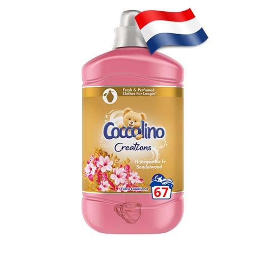 Ополаскиватель для белья Coccolino Тубероза-ваниль 67 Голландия