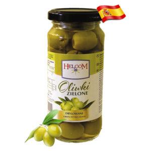 Оливки зеленые без косточек Helcom Испания