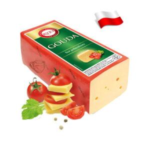 Сыр весовой Ryki Gouda 100 грамм Польша