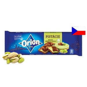 Шоколад молочный Orion фисташковый джем 240г Чехия