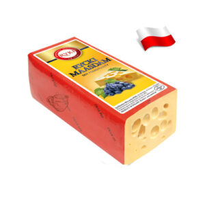 Сыр весовой Ryki Maasdam 100 грамм Польша