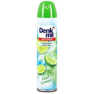 Освежитель воздуха аэрозоль Denkmit Cool Lemon 300мл Германия