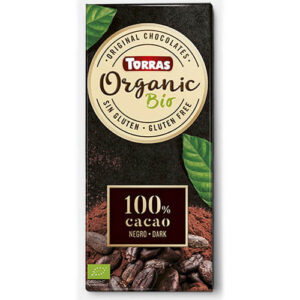 Органический шоколад Torras Organic