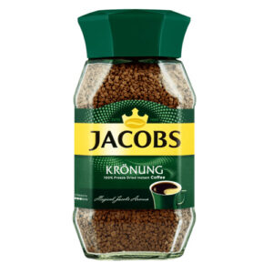 Растворимый кофе Jacobs Kronung купить
