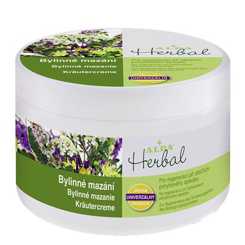 Гель тонизирующий экстракты трав Alpa Herbal 250 мл Чехия