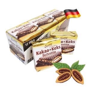 Вафли с кусочками какао-печенья Excelsior 250г Германия