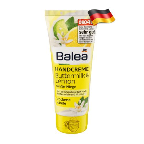 Крем для сухой кожи рук Balea Пахта 100мл Германия