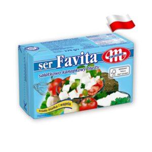 Сыр фета Favita 270гр Польша