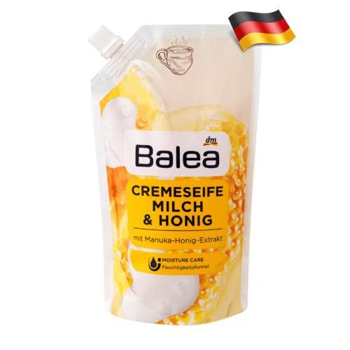 Жидкое мыло для рук Balea Milk & Honey 500мл Германия