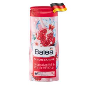 Гель для душа с ароматом граната Balea 300мл Германия