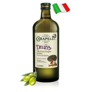 Оливковое масло Carapelli Delizia Extra Vergine 1 л Италия