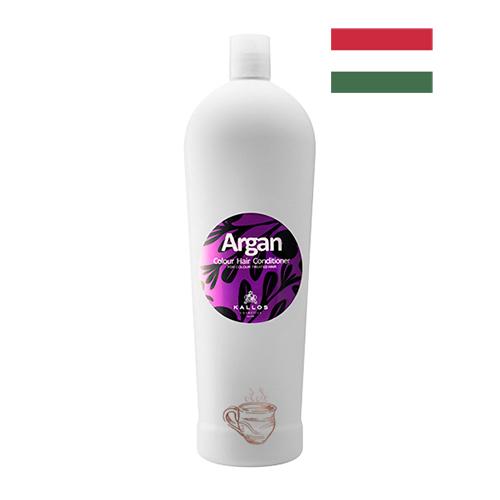 Бальзам для окрашеных волос Kallos Argan 1л Венгрия