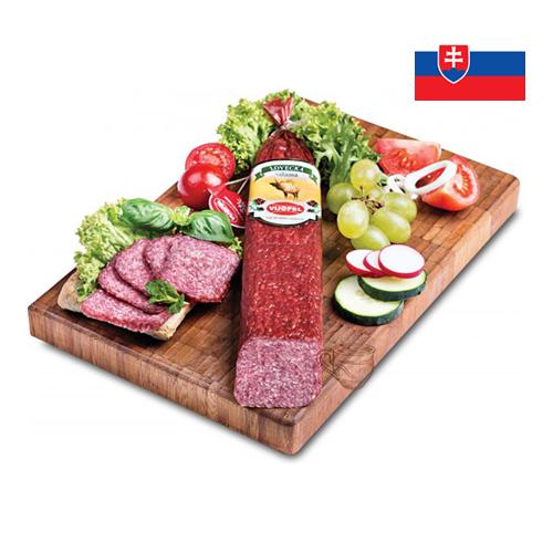 Колбаса салями Vijofel Lovecká salama 500г Словакия