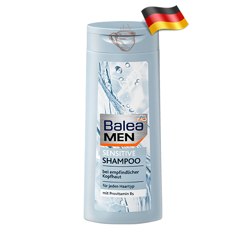 Шампунь для мужчин Balea Sensitive 300мл Германия