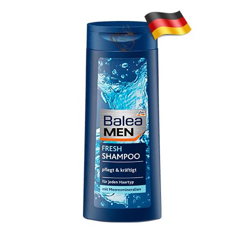 Шампунь для мужчин Balea Fresh 300мл Германия