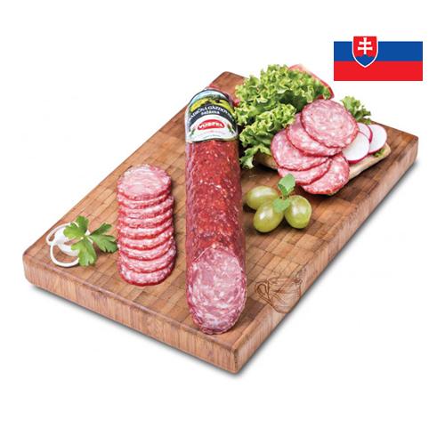 Колбаса салями Vijofel Tradičná gazdovská salama Словакия