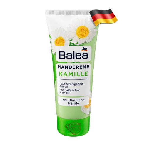 Крем для чувствительной кожи рук Balea Ромашка 100мл Германия