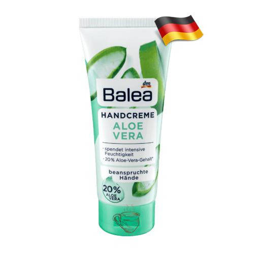 Крем для рук Balea Алоэ Вера 100мл Германия