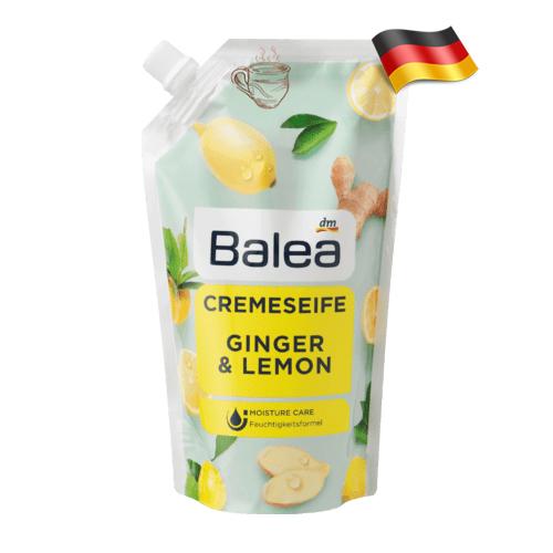 Жидкое мыло для рук Balea Ginger & Lemon 500мл Германия