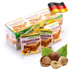 Вафли с ореховой начинкой Excelsior 250г Германия