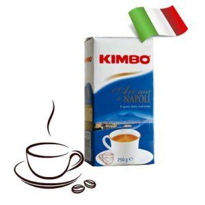 Кофе молотый Kimbo Aroma Napoli 250 г Италия