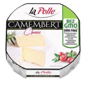 Сыр Камамбер La Polle 120g