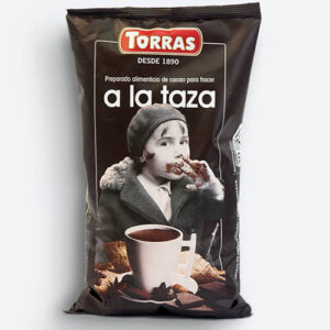 Горячий шоколад. Какао порошок Torras.