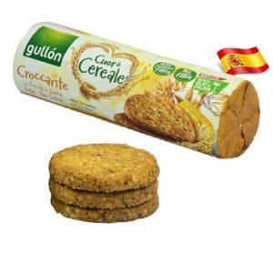 Злаковое печенье с овсяными хлопьями Gullon 300g Испания