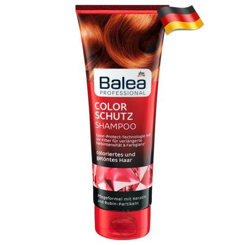 Профессиональный шампунь для защиты цвета волос Balea Color 250 мл Германия
